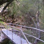Crossing the Jenolan River (8822)
