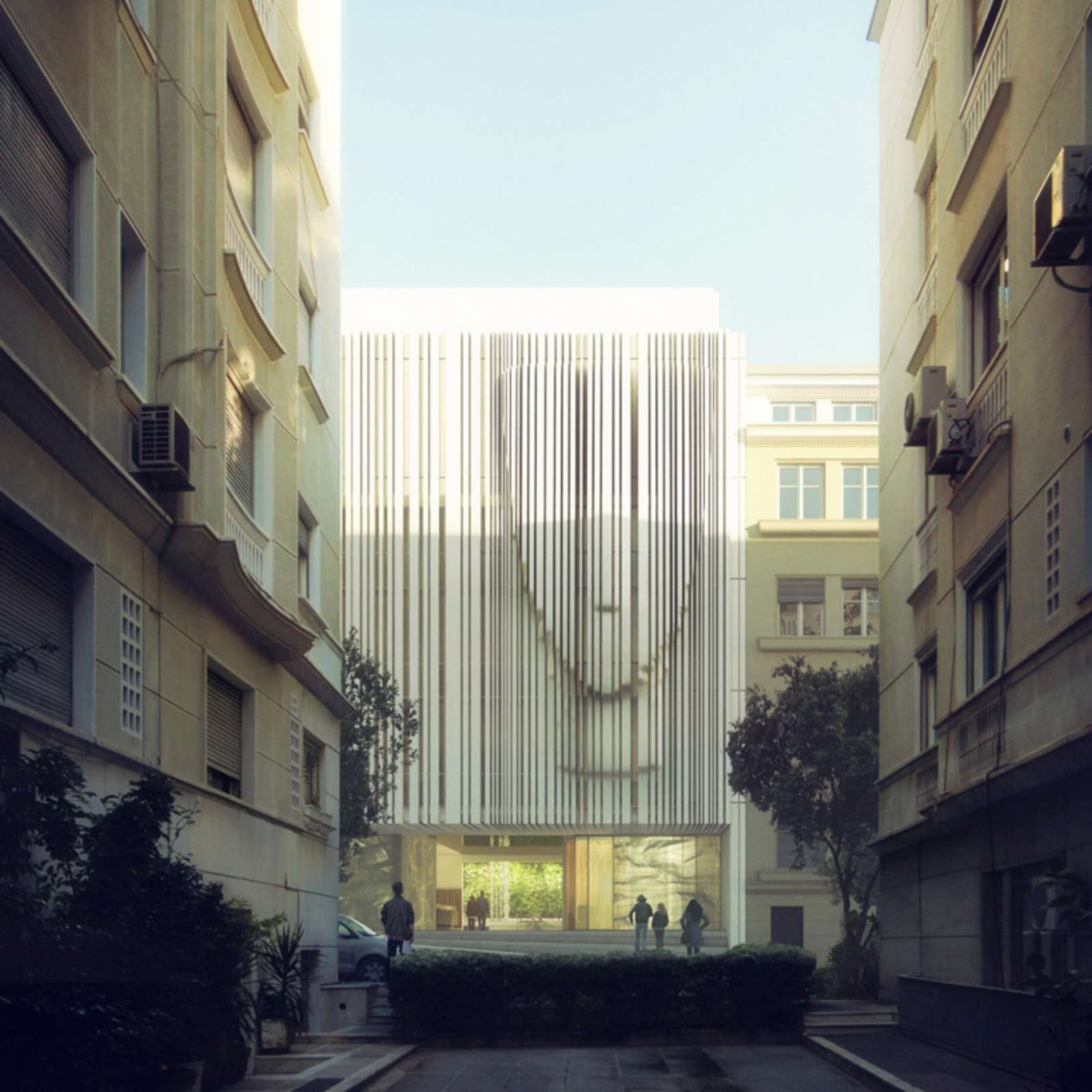 Museum of Cycladic Art by Kois associated architects