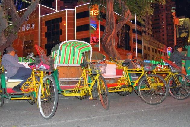The Tricyclos of Macau