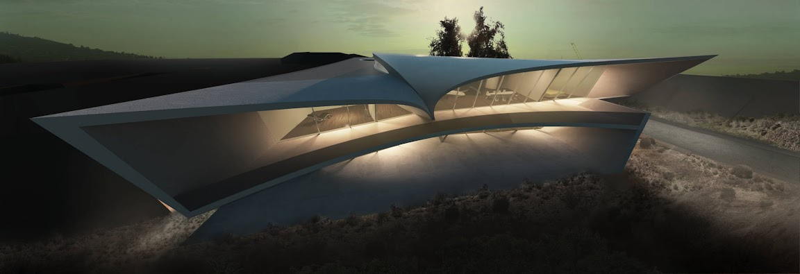 California Residence in San Diego design by Zaha Hadid Architects