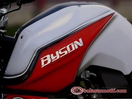 Cover Tangki Yamaha Byson