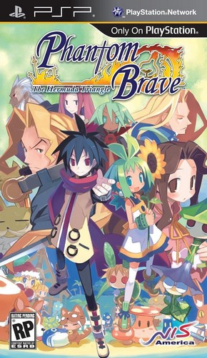 Phantom Brave: The Hermuda Triangle (English)