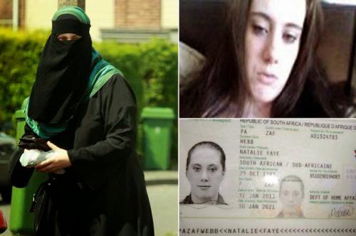 White Widow Samantha Lewthwaite Marries Ruthless Terror Chief