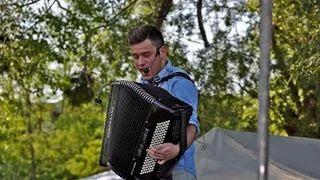 Szabó Ádám 7 rész Bárdudvarnok Falunap 2014 video