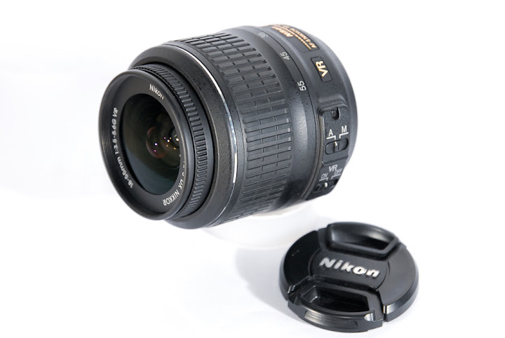 [SELL NOW] Nikkor AF-S 18-55 f3.5-5.6 G VR