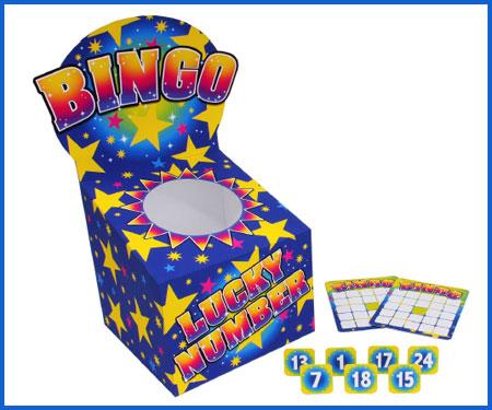 Bingo Papercraft