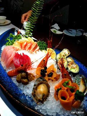 宜蘭美食差不多海鮮餐廳~無菜單料理