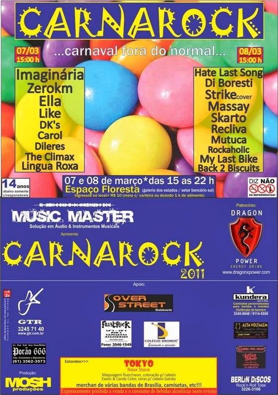 carnaval, brasília, banda imaginaria, carnarock