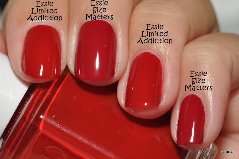 Essie Limited Addiction, Free Shipping at Nail Polish Canada