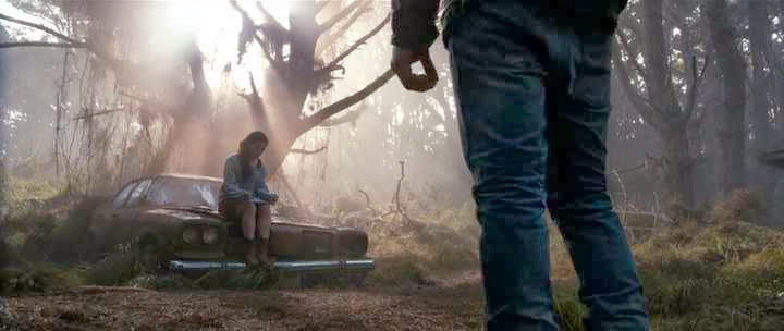 Screen Shot Of Hollywood Movie Evil Dead (2013) Download And Watch Online Free at Alldownloads4u.Com