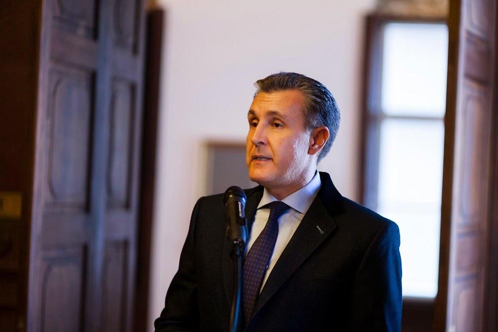 Rolul monarhiei în modernizarea României, Timișoara, 9 octombrie 2014