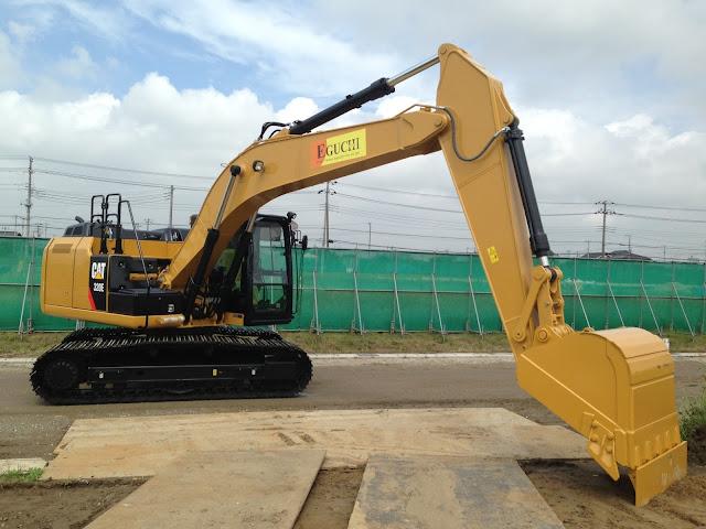 Đơn hàng lái thiết bị xây dựng cần 6 nam làm việc tại Fukui Nhật Bản tháng 11/2017