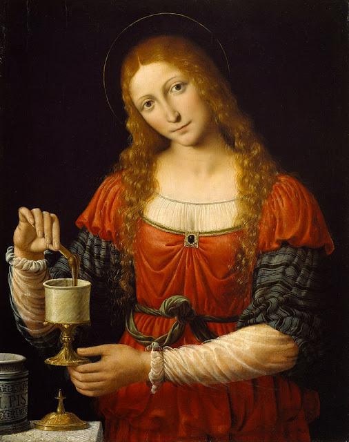 Andrea Solari - Mary Magdalen