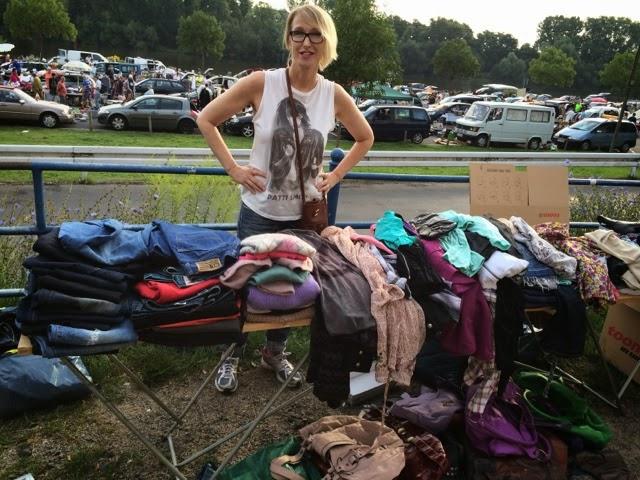 Kleiderschrank aussortieren - Flohmarkt, Ebay, Mädchenflohmarkt