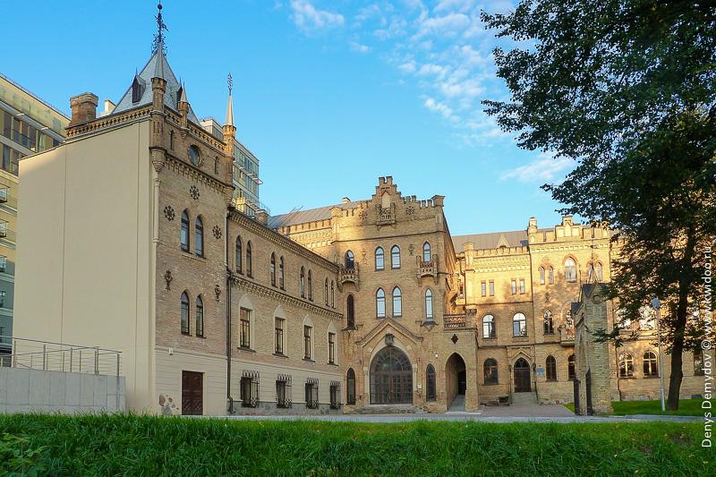 Литовский архитектурный университет