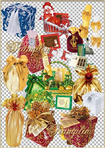 Подарки на новый год – Gifts for new year