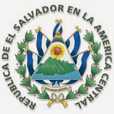 National Coat of El Salvador