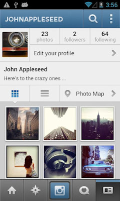Instagram v3.0.5 Android Apps