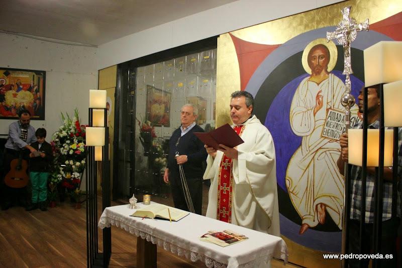 1 de noviembre: Responso en el Columbario Parroquial por todos los difuntos