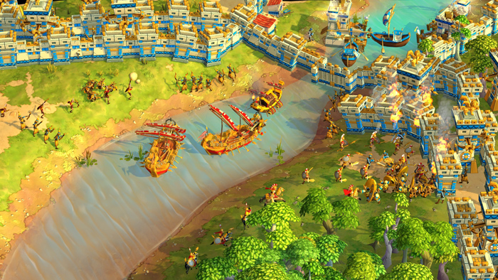 Nền văn minh Babylon trong Age of Empires Online - Ảnh 5