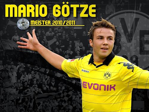 mario gotze transfer 2012