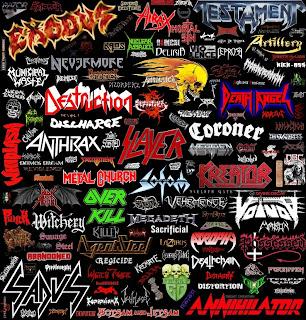 Logos metal