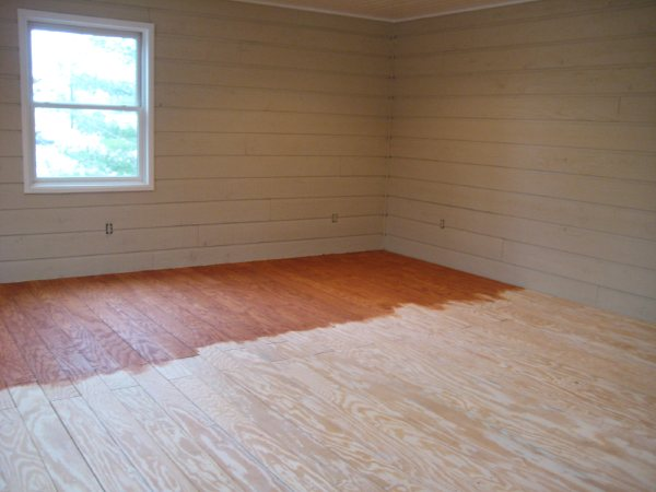 Diy plywood flooring in kids rooms design dazzle for Inexpensive hardwood flooring