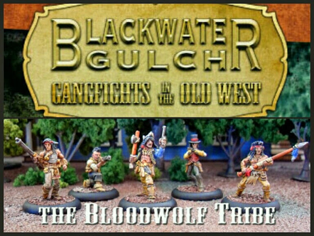 The Bloodwolf Tribe de Gangfight Game Studio