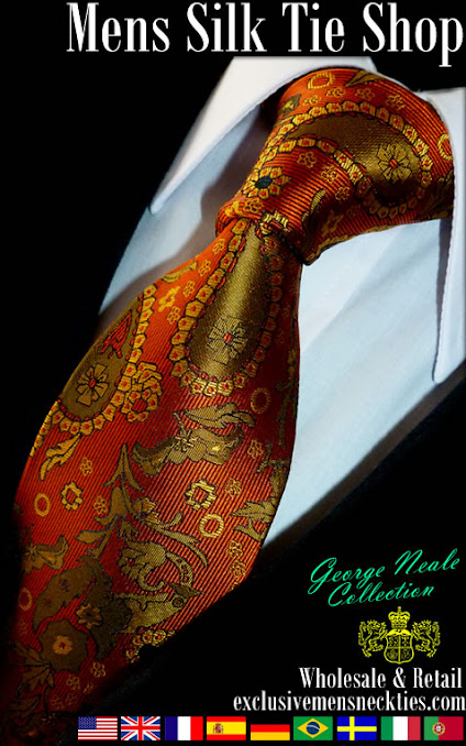 high quality ties in UK london
