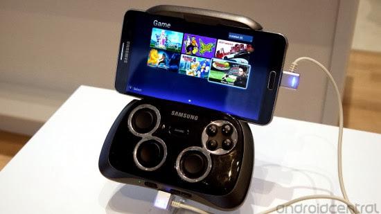 Samsung Luncurkan GamePad