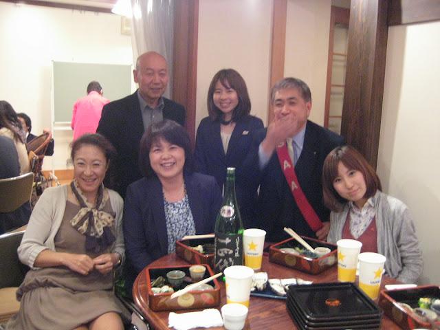 春の家族会16