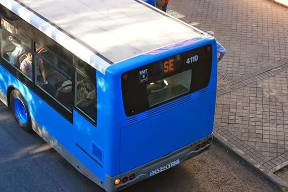 La EMT cubre el servicio de la línea 6 de Metro, del 28 de junio al 31 de agosto 2014