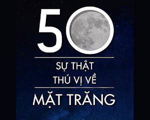 [Infographic] 50 sự thật thú vị về mặt trăng