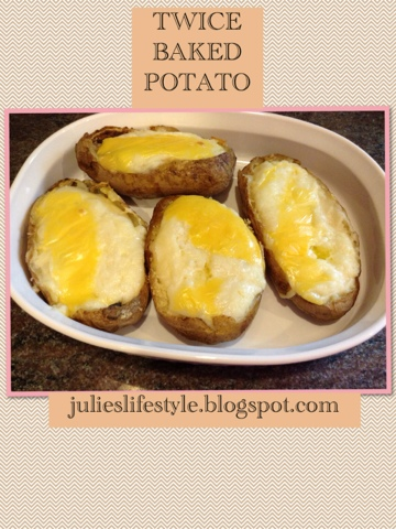 twice baked potato fall recipe