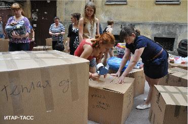 После трагедии в Крымске. Июль 2012