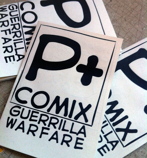 comix guerrilla warfare