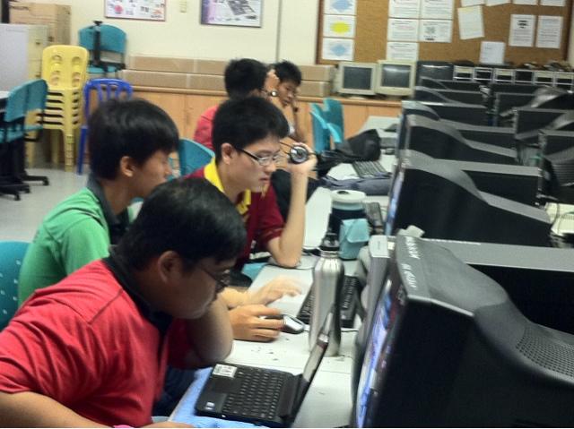 Inter-school GameDev workshop