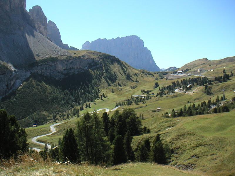 Dolomites • Passo Gardena