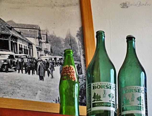 sticle vechi borsec