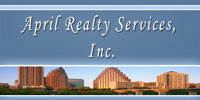 Property Management Austin TX April Realty Services Inc Logo