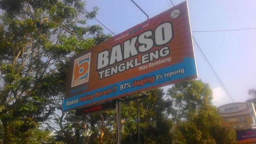 Bakso Tengkleng Mas Bambang