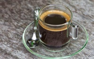 cara menghilangkan kafein