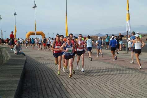 Maratón de Lanzarote