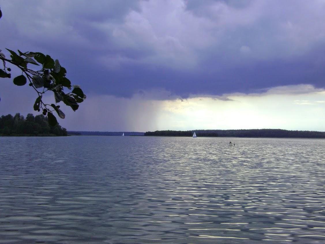 burza nad Wigrami