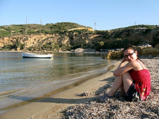 grecja wyspa kos - plaża limnionas