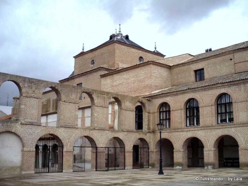 Antiguo Convento de la Merced, Olmedo