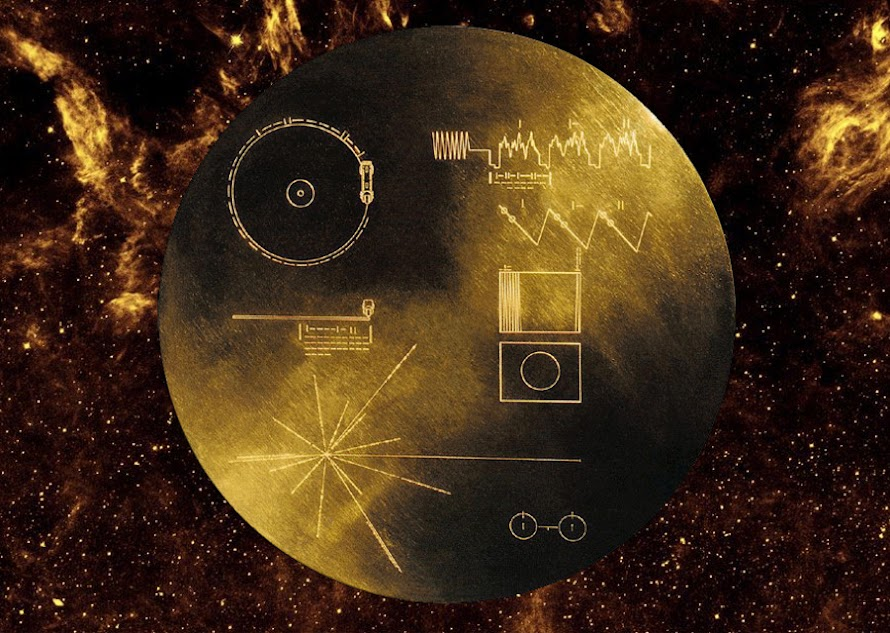 Voyager's Golden Record