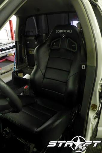 Corbeau XRS Seat Install - Dodge Cummins Diesel Forum