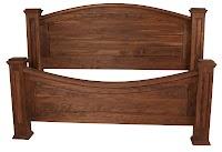 Walnut Bed Frames