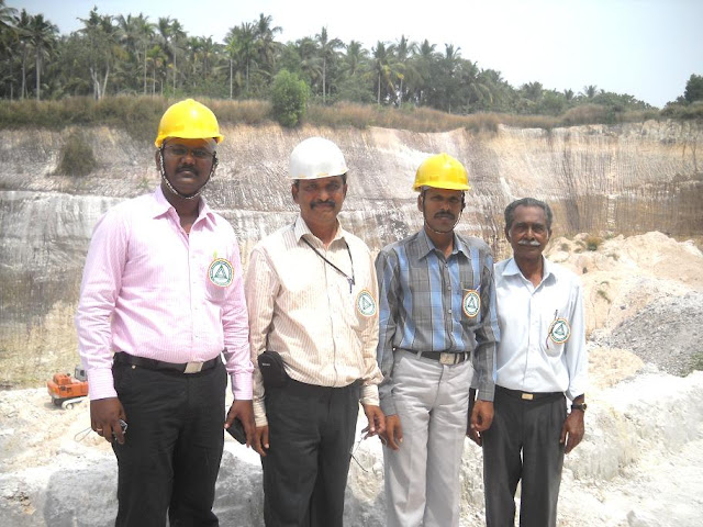 From mining engineers Dairy, metalliferous Mines India